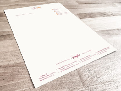 Geschäfts-/ Briefpapier