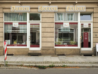 Filiale Kreischaer Straße