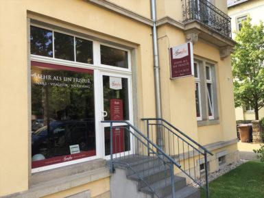 Filiale Wittenberger Straße, inkl. Leuchtkasten